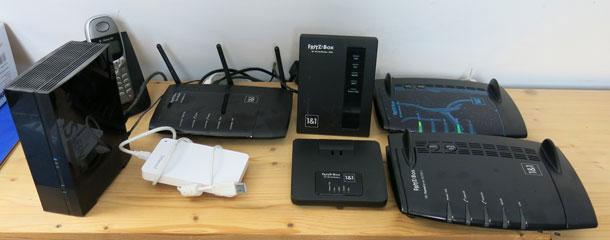 Dsl Router Im Test