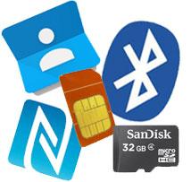 Nfc Karte Kopieren.Kontakte Aufs Smartphone Kopieren