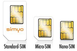 sim karte nano Nano SIM: Wer braucht sie und was bringt sie?