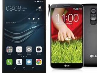 Huawei P9 Lite Vs LG G2